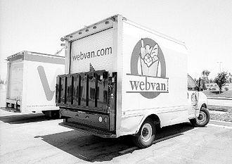 Webvan - Webvan