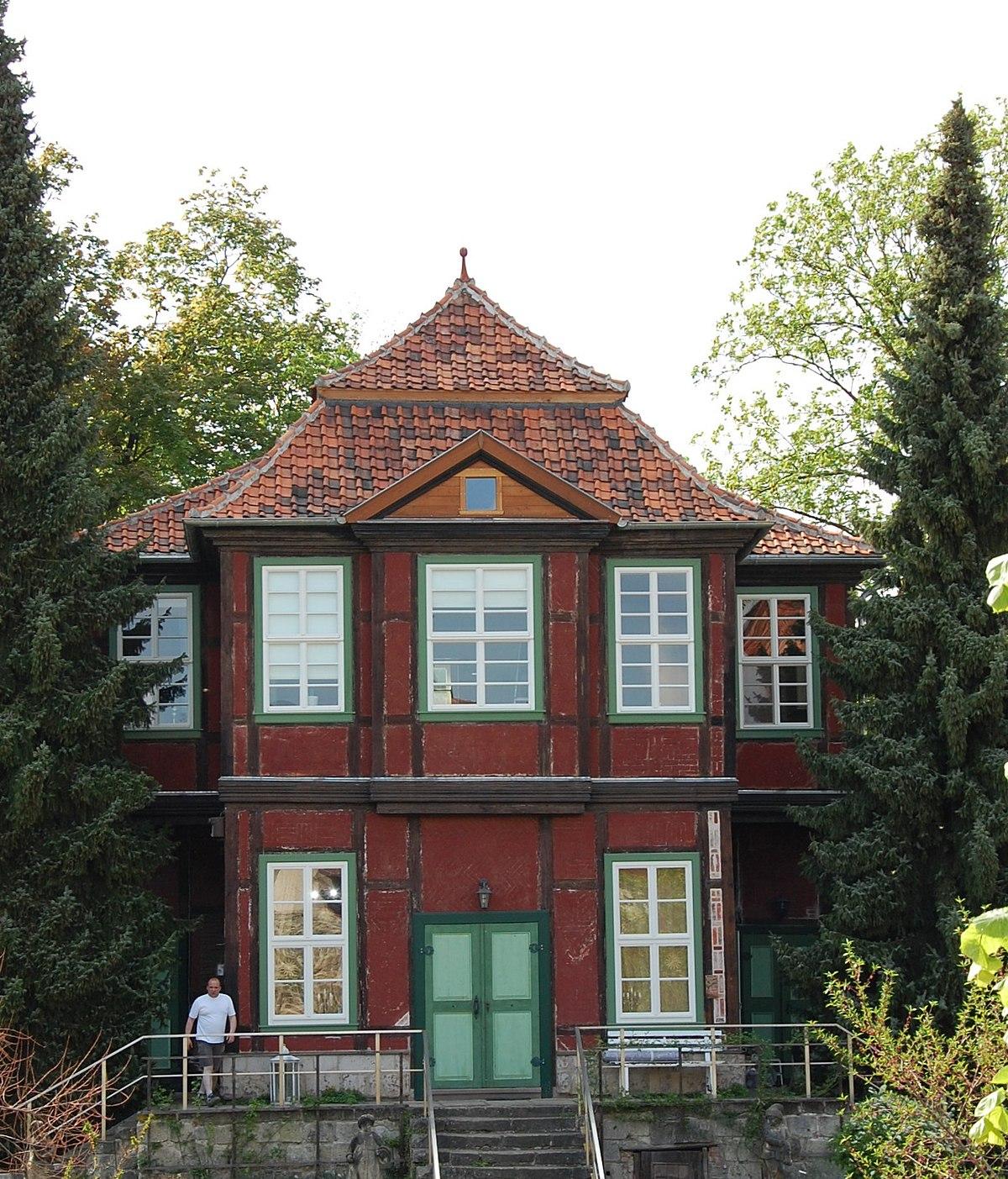 Haus Weingarten: Weingarten 1 (Quedlinburg)