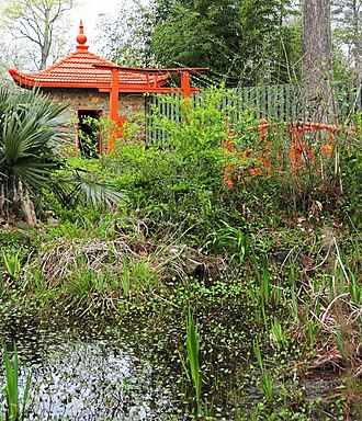 Wells Japanese Garden - Image: Wells Japanese Garden