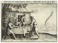 Wenceslas Hollar - Abraham entertains the angels (State 2).jpg