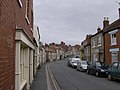 West End, Kirkbymoorside, looking towards the Market Place - geograph.org.uk - 362302.jpg