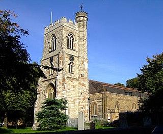 Church in London, United Kingdom
