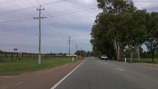 File:West Swan Road south from Benera Road.ogv