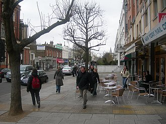 Ebrahimi v Westbourne Galleries Ltd - Image: Westbourne Grove near Chepstow Road (2) geograph.org.uk 143301