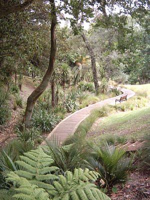 Western Park, Auckland - Image: Western Park Auckland