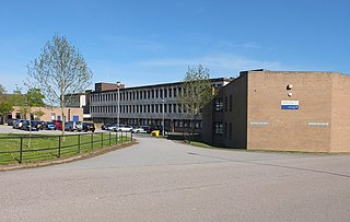 Westhill Academy Secondary school in Westhill, Aberdeenshire, Scotland