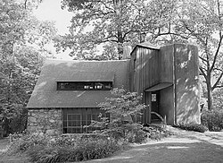 Wharton Esherick House & Studio, 1520 Horsehoe Trail, Malvern (Chester County, Pennsylvania).jpg