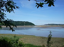 Who has stolen the river at Glan Conwy? - geograph.org.uk - 1917182.jpg
