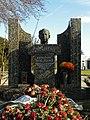 Wien - Zentralfriedhof - Grab des Alfred Hintschig.jpg