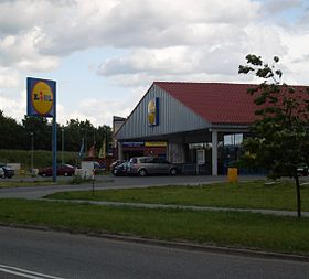 illustration de Lidl