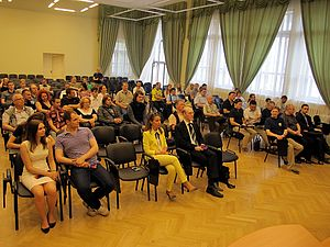 Wiki Party in Moscow 2013-05-18 (Welcome; Krassotkin; 02).JPG