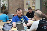 Wikimedia Hackathon 2017 IMG 4537 (34786147385).jpg