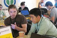 Wikimedia Hackathon 2017 IMG 4685 (34653591431).jpg