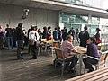 Wikimedia Open Science event CRG 2018 20.jpg