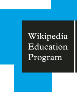 Wikipedia Education Program logo.png