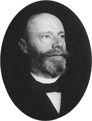 Willem Einthoven - Willem Einthoven in 1906