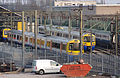 Willesden Junction station MMB 41 Willesden TMD 172XXX 378215 378221.jpg