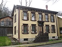 William A. Heiss House and Buggy Shop 1.JPG