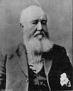 William Dalgety Moore Australian businessman