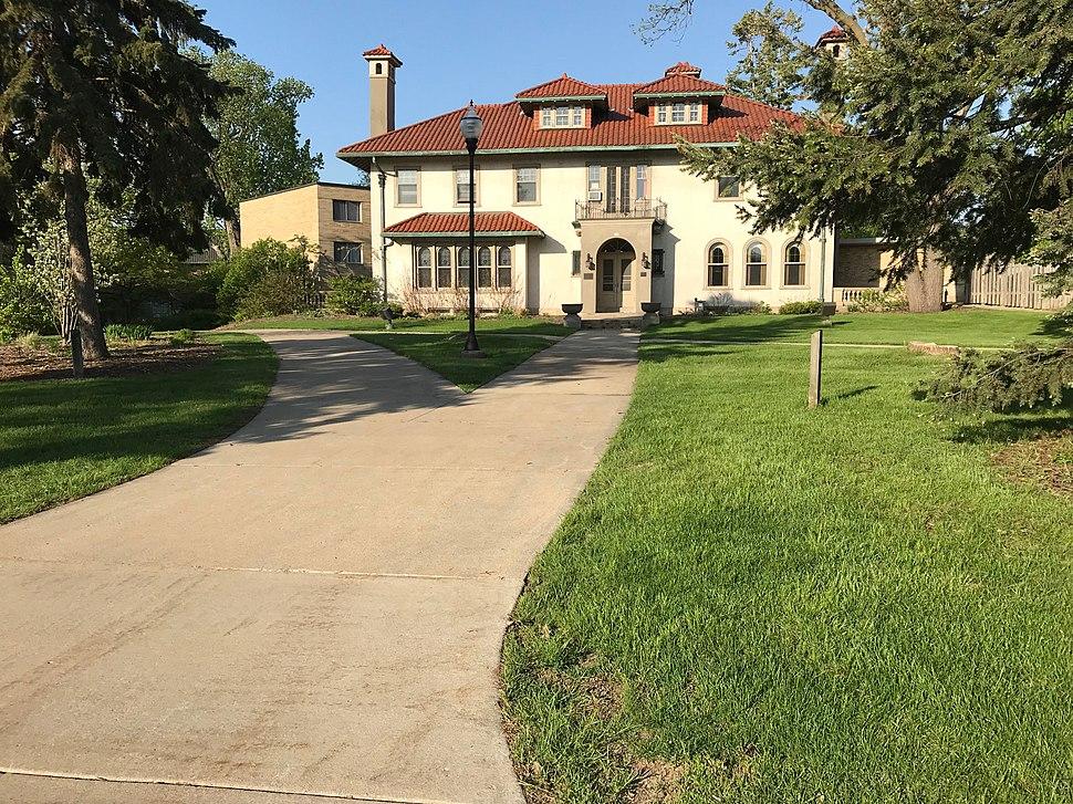 William E Pollock Residence