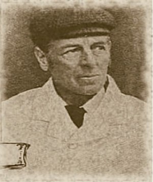 William Hearn (umpire) - Hearn in 1901