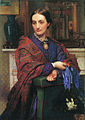 William Holman Hunt - Portrait of Fanny Holman Hunt.jpg