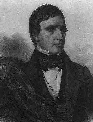 William R. King - Portrait of King, circa 1840s