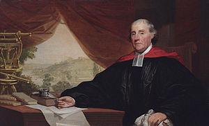 William Smith (Episcopalian priest) - Dr. William Smith by Gilbert Stuart, oil on canvas, 1801-1802. University of Pennsylvania Museum