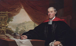 William Smith (Episcopal priest) first provost of the University of Pennsylvania