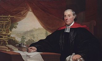 William Smith (Episcopalian priest) - Dr. William Smith by Gilbert Stuart, oil on canvas, 1801-1802. University of Pennsylvania Museum