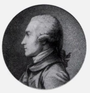 William Wynne Ryland - William Wynne Ryland, the portrait engraved in 1768 by D. P. Parset after P. Falconet