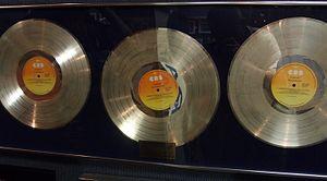 Stardust (Willie Nelson album) - Triple platinum certification of Stardust by RIANZ