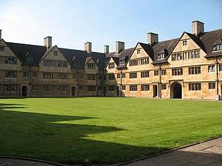 Wills Hall student residence of the University of Bristol