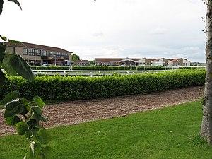 Wincanton Racecourse - Image: Wincanton racecourse