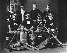 Windsor Swastikas hockey team Dark Outfits 1910.jpg