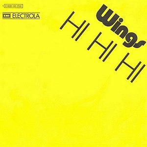 Hi, Hi, Hi - Image: Wings hi hi hi 1972 28