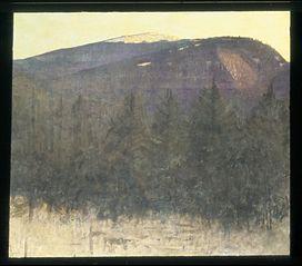 Winter Sunrise, Monadnock