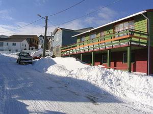 Winter in saint-pierre, SPM, green house.JPG