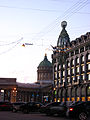 Winter sunrise on Nevsky Prospekt 03.JPG
