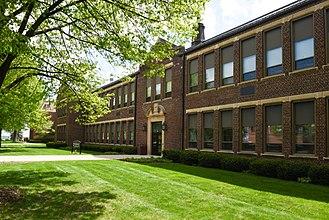 Martin Luther College - Wittenberg Collegiate Center