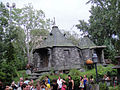 Wizarding World of Harry Potter - Hagrid's hut (5014155148).jpg