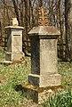Wołowiec, cerkiew Opieki Matki Bożej, przycerkiewny cmentarz (HB19).jpg