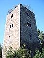 Wohnturm Benneckenbeck, Süd-Ost-Seite, Magdeburg-Ottersleben, 2005.jpg