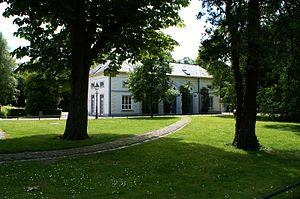 Wolfslaar Restaurant - Image: Wolfslaar Breda (12)