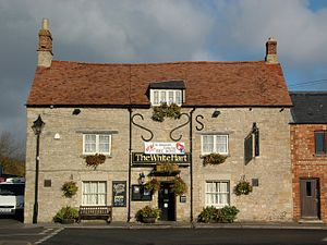 Wolvercote - The White Hart