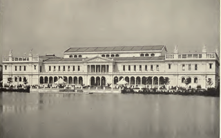 The Womans Building (Chicago) Building at the Worlds Fair held in Chicago in 1893