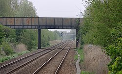 Worle railway station MMB 19.jpg