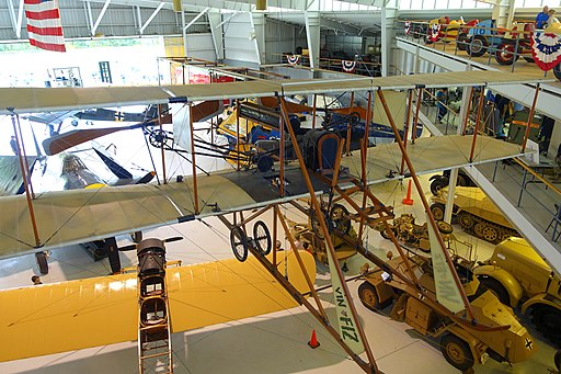 Wright Vin Fiz, 1911, replica - Collings Foundation - Massachusetts - DSC07099