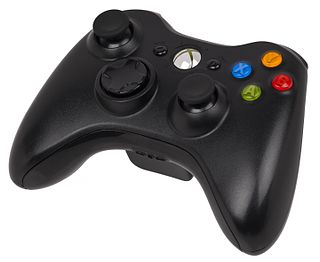 Xbox 360 controller controller for Microsofts Xbox 360 console