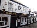 Y Llew Aur - The Golden Lion, Dinbych, Denbigh, Cymru, Wales 03.jpg